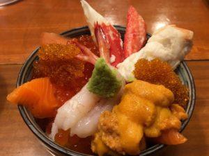 澤崎水産 海鮮丼