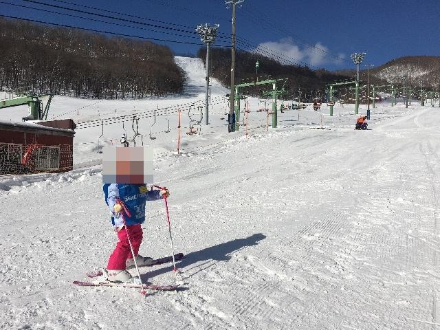 藻岩山スキー場 プライベートレッスン