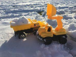 雪遊び 100均