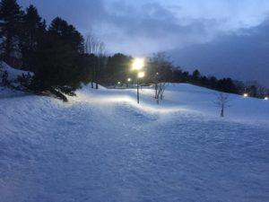 月寒公園 冬