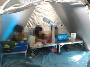室内 子供 テント